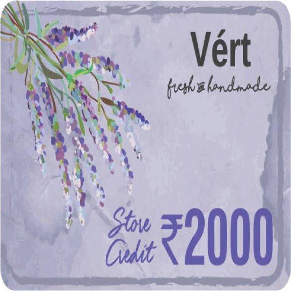 Gift Voucher 2000