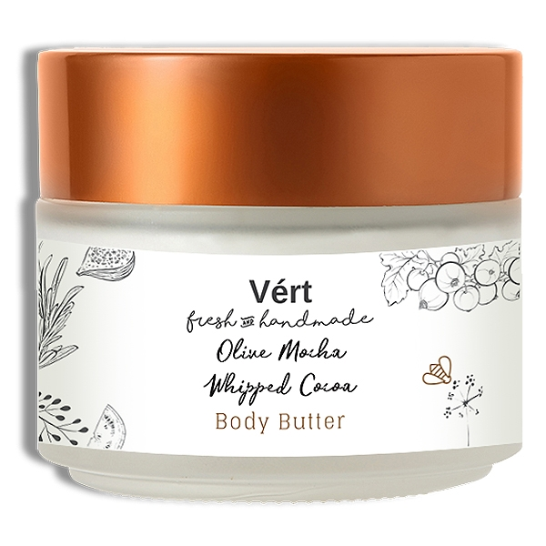 Olive Mocha Whipped Cocoa Body Butter