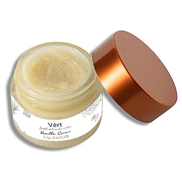 Vanilla Creme Lip Scrub