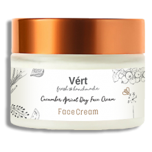 Cucumber Apricot Day Face Cream