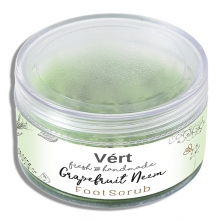 Grapefruit Neem Foot Scrub