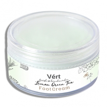 Lemon Green Tea Foot Cream