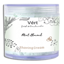Mint Almond Shaving cream