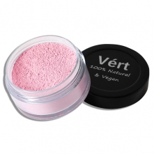 Miss Pink Sheer Blush Face Powder