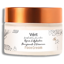 Pomegranate & Geranium Face Cream