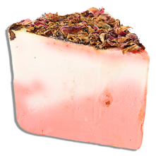 Rose and Milk Soap