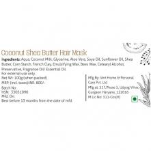 Coconut Shea Butter Hair Mask