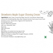 Strawberry Maple Sugar
