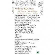 Verbena Body Wash
